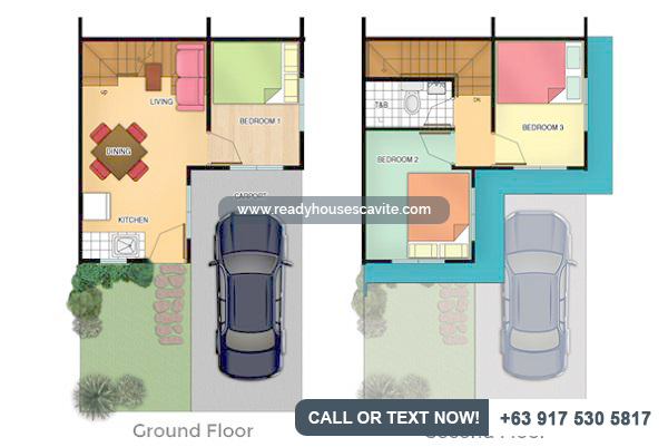 Alice At Lancaster New City Ready For Occupancy House And Lot In Cavite